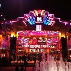 Photo taken at Edwards Irvine Spectrum 21 IMAX & RPX by CJ Y. on 11/10/2012