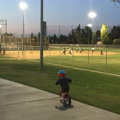 Photo taken at Fountain Valley Sports Complex by CJ Y. on 7/11/2015