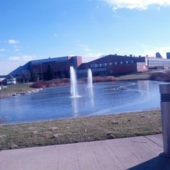Photo taken at Student Center by Shaimaa F. on 1/17/2013