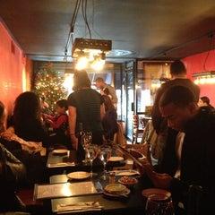 Photo taken at Chimu Peruvian Cuisine by Carol E. on 12/15/2012