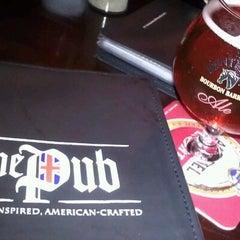 Photo taken at The Pub Pembroke by Ruben S. on 12/9/2012