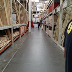 Photo taken at The Home Depot by Christian R. on 11/24/2012