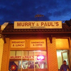 Photo taken at Murry & Paul's Restaurant by Jamal S. on 10/17/2013