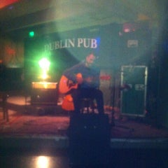 Photo taken at Dublin Pub by C B. on 1/18/2013