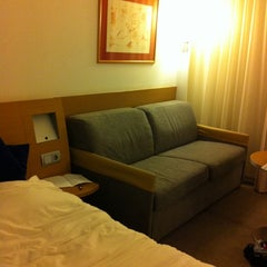Photo taken at Novotel Maastricht by Ann V. on 6/1/2011