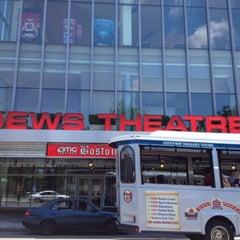 Photo taken at AMC Loews Boston Common 19 by Edward L. on 7/30/2012