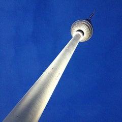 Photo of Berliner Fernsehturm in Berlin, , DE