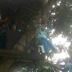 Photo taken at Kampung Batu Malakasari by Karmila I. on 12/5/2014