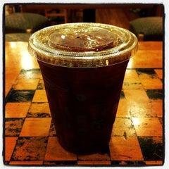 Photo taken at Caribou Coffee by Nicholas K. on 10/27/2012