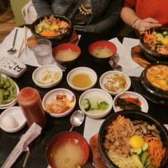 Photo taken at So Gong Dong Tofu House by Alberto R. on 3/31/2013