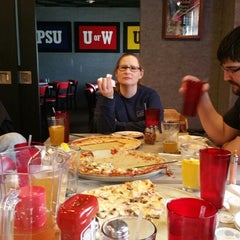 Photo taken at Big Fred's Pizza Garden by Kent B. on 3/5/2015