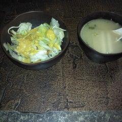Photo taken at Odaku Sushi by Sarah Renae L. on 11/16/2012