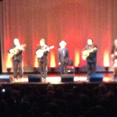 Photo taken at Don Gibson Theatre by Julie L. on 1/6/2013