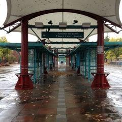 Photo taken at Northgate Transit Center by Bradley A. E. on 10/27/2012
