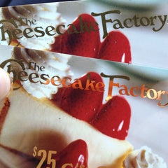 Photo taken at The Cheesecake Factory by Bridget W. on 10/15/2013