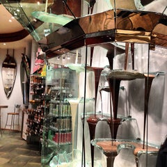 Photo taken at Jean Philippe Patisserie by Vanéli C. on 2/15/2013