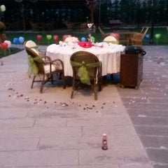 Photo taken at Konak Restaurant by Mustafa K. on 4/3/2014