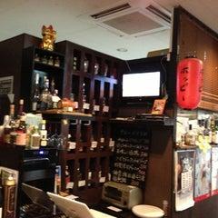 Photo taken at とおやま酒店 by Jar S. on 9/2/2013