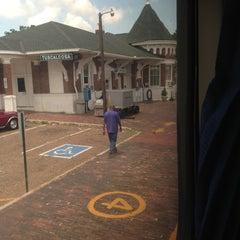 Photo taken at Amtrak Station - Tuscaloosa, AL (TCL) by Alexis M. on 8/4/2013