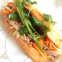 Photo taken at Saigon Sandwich by Craig B. on 10/31/2012