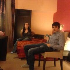 Photo taken at Hotel Manes by Владимир В. on 5/1/2013