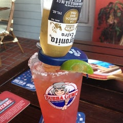 Photo taken at Bubba Gump Shrimp Co. by Shawn R. on 11/2/2012