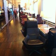 Photo taken at Eurostar Business Premier Lounge by Hareesh N. on 12/4/2012