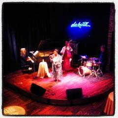 Photo taken at Dakota Jazz Club & Restaurant by Nick B. on 7/17/2013