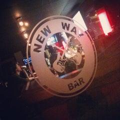 Photo taken at New Way Bar by Garri M. on 11/27/2012