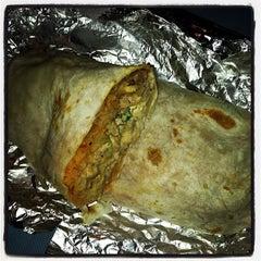 Photo taken at Tacos El Gavilan by Robb T. on 4/21/2013