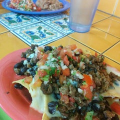 Photo taken at Taqueria Mana by Karen R. on 5/14/2014