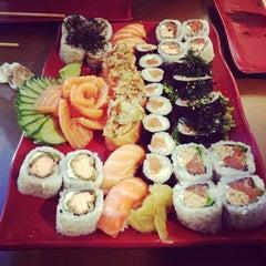 Photo taken at Nihon Sushi by Georgia D. on 4/25/2013