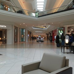 Photo taken at The Mall at Short Hills by Craig W. on 3/16/2013