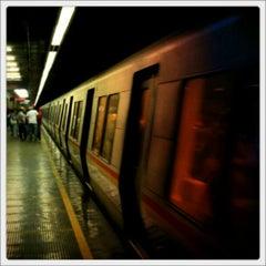 Photo taken at Metro - Los Dos Caminos by Dermfel F. on 2/18/2013