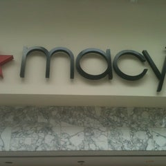 Photo taken at Macy's by Mark on 4/4/2013
