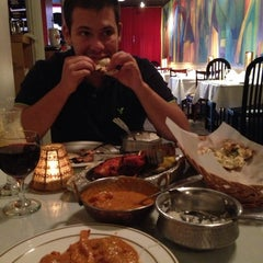 Photo taken at Karma Restaurant & Bar by Juliana C. on 7/6/2013