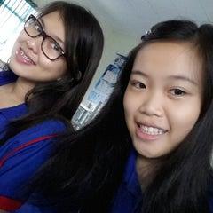 Photo taken at SMA Katolik Rex Mundi Manado by Gabriella L. on 2/14/2014