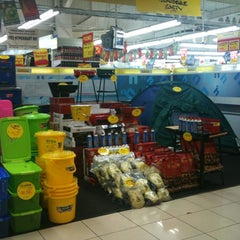 Photo taken at hypermart by Binu Tjandrawati on 12/17/2013