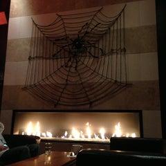 Photo taken at Sugar Café by Tiffany D. on 10/30/2012