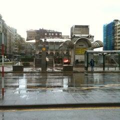 Photo taken at Estación de Autobuses de Santander by Nilye C. on 4/6/2013