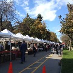 Photo taken at West End Farmers Market by Florence L. on 10/12/2013