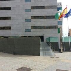 Photo taken at Ciudad de la Justicia de Almería by Rafael R. on 10/22/2013