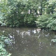 Photo taken at Park Vechtenstein by Dick d. on 11/18/2011