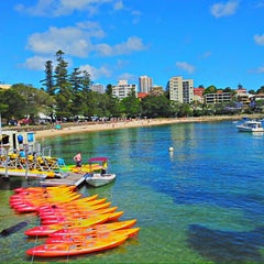 Photo taken at Manly Wharf Bar by Phil R. on 11/11/2012