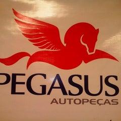 Photo taken at Pegasus by Flávio B. on 12/18/2012