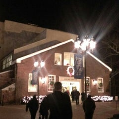 Photo taken at Paper Mill Playhouse by AboutNewJerseyCom on 12/7/2012