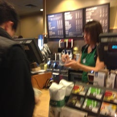 Photo taken at Starbucks by Daniel O. on 4/28/2013