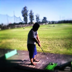 Photo taken at Udayana Golf Driving Range by roy r. on 3/2/2014
