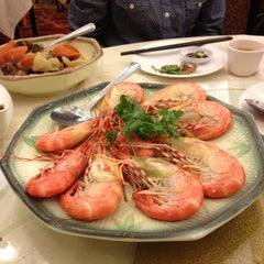 Photo taken at Sun City Seafood by Fan M. on 5/3/2013