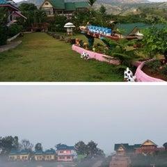 Photo taken at ภูลู่ลมรีสอร์ท (Bhuloolom Resort) by NooAomka M. on 9/6/2014